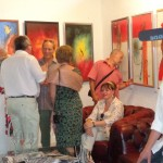artWarming_predstavitev v Beli galeriji
